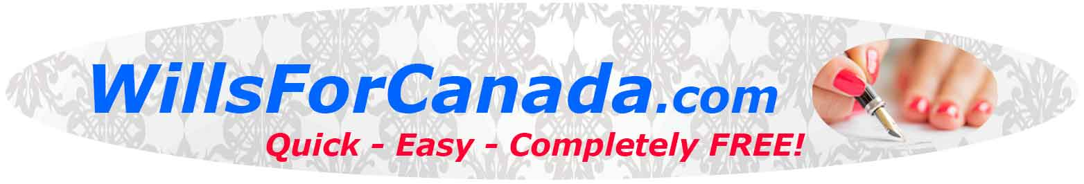Free Online Wills for Canada